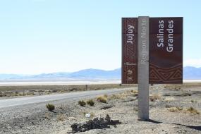 Salinas Grandes :) Aka. Salt Flats